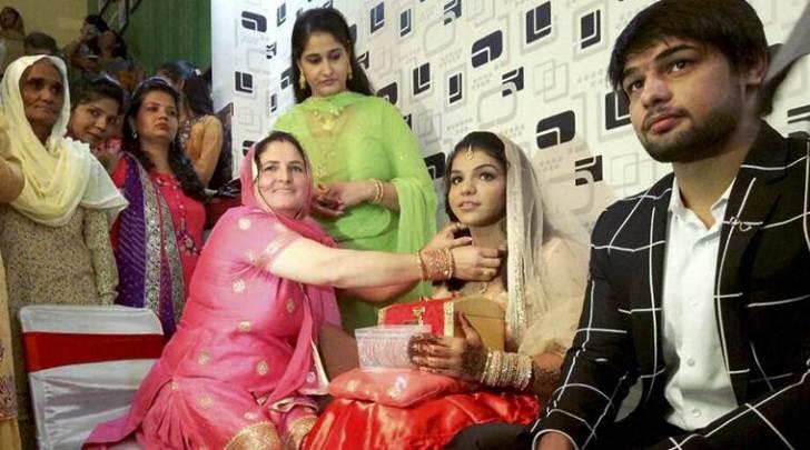 Satyawart Kadian Family
