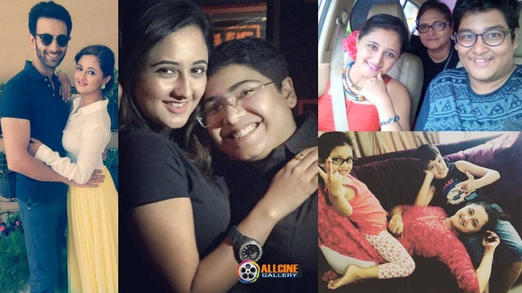 Rashmi Desai Family