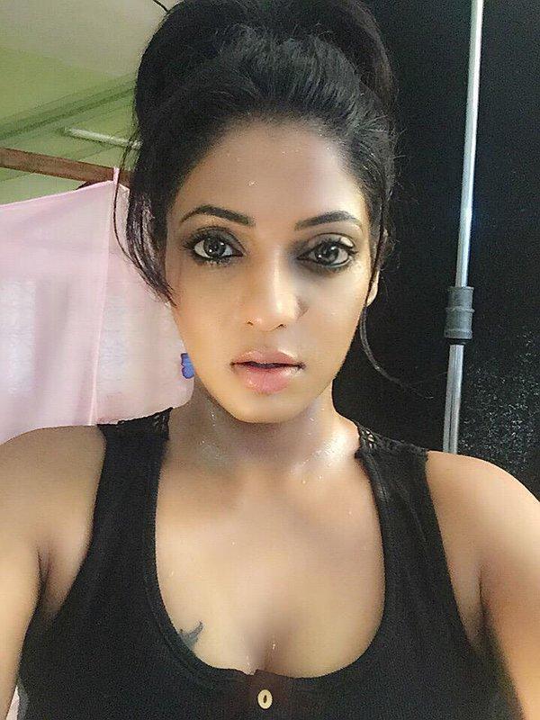 Reshma Pasupuleti actress