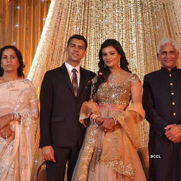 Sayali Bhagat Family